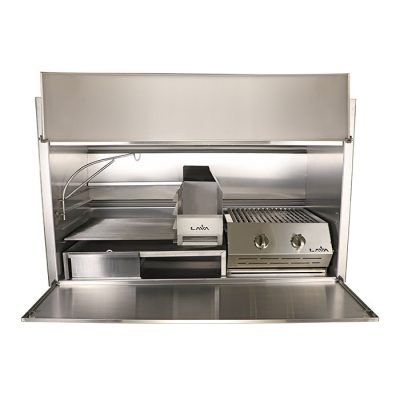 1200 Combination Braai (Grade 304) Stainless Steel