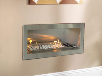 Built In – Vent Free Single Sided