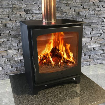 Magma 10kW Slow Combustion Fireplace