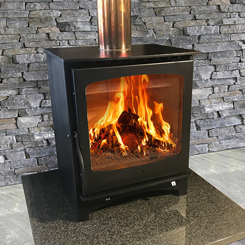 Magma 10kW slow combustion stove