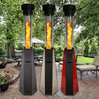 Fs 001 fire Pillar Outdoor Patio Heaters