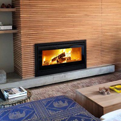 CUBO 1200 Insert fireplace (18.0kW)
