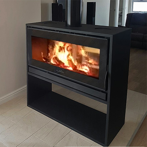 1200mm Closed Combustion stove