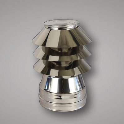 Stainless Steel Bell Cowl