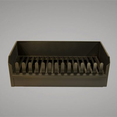 Fireplace Grate and Pan Accessory