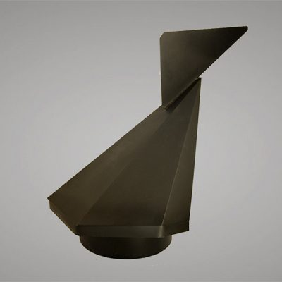 Large Rotating Cowl for 250mm Flue Pipe