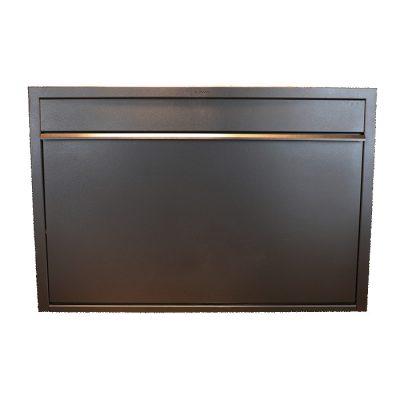 1200 Single Door Prestige Braai Incl. Flue Kit